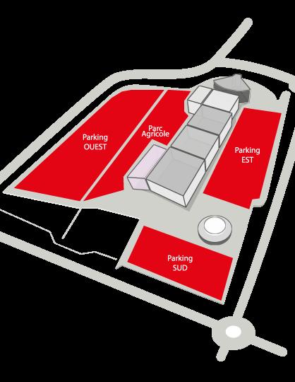 Hall 1 - Halle aux vins