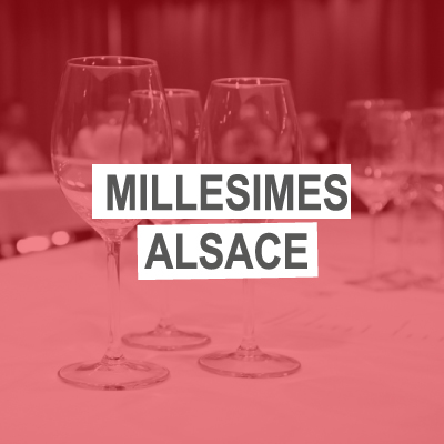 Salon professionnel des Vins Millésimes Alsace